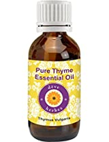 Pure Thyme Essential Oil - Thymus Vulgaris