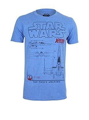 Star Wars T-Shirt X-Wing Schematic