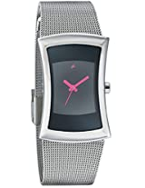 Fastrack 6093SM01 womenâ€TMs watch