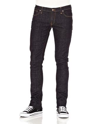 Nudie Jeans Pantalón Long John (Azul oscuro)