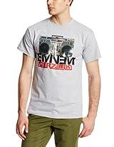 Bravado Men's Eminem Boombox Berzerk T-Shirt