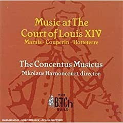 Music From the Court of Louis Xiv