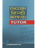 English Hindi Malayalam Tutor