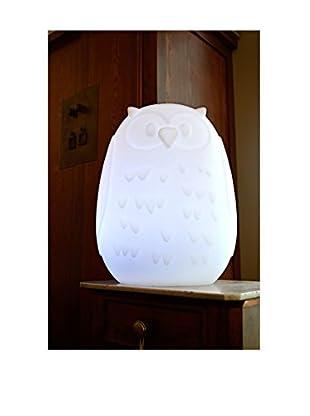 Artkalia Owla Wireless LED Table Lamp, White Opaque