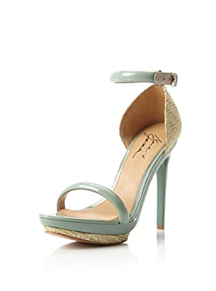 Mark + James Women's Ritchie Platform Sandal (Sage/Natural)