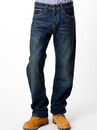 Timberland Pantalón Tejano Moustach (Azul Oscuro)