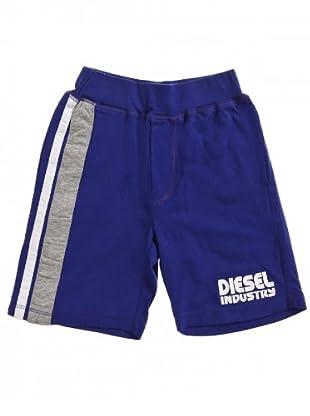 Diesel Kid Shorts Pufuly (Blau)