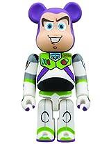 Medicom Toy Story 400-Percent Scale Buzz Lightyear Bearbrick Statue