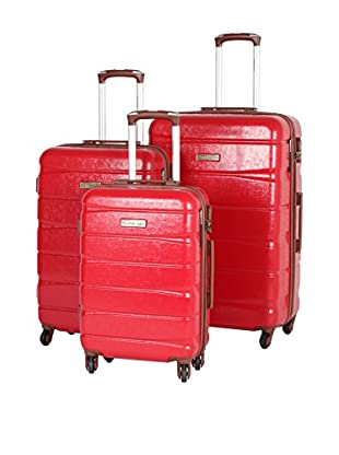 MURANO 3er Set Hartschalen Trolley