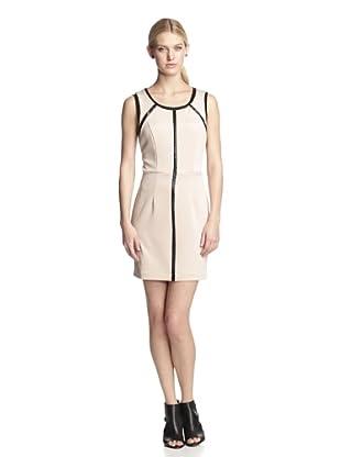 W118 by Walter Baker Women's Soren Dress (Nude/black)