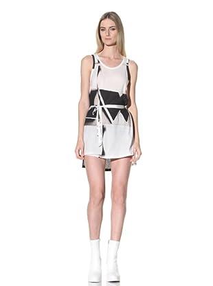 Ann Demeulemeester Women's Tank Dress (Off-White)