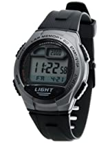 Casio Youth Digital Digital Blue Dial Men's Watch - W-734-1AVDF (D090)