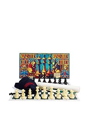 Corinthian Games Ltd. Ministers Chess Set