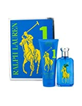 Big Pony Collection #1 Blue Coffret: Eau De Toilette Spray 100ml/3.4oz + Hydrating Body Lotion 200ml/6.7oz 2pcs