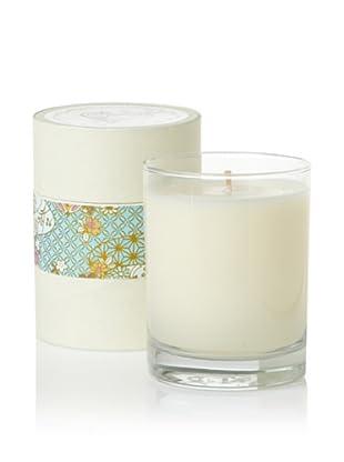 Sage Candle, Turquoise, 12-Oz.