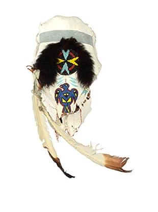 Uptown Down Found Apache Decorative Cow Skull