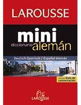 Mini diccionario aleman-espanol espanol-aleman / Mini Dictionary Deustch - Spanisch Spanisch - Deutsch