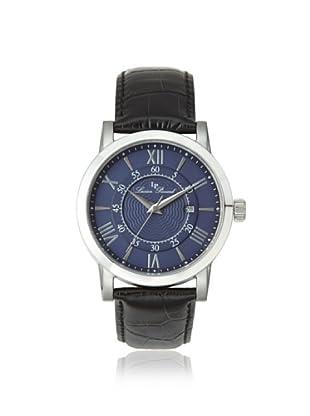 Lucien Piccard Men's 11577-03 Stockhorn Blue/Black Leather Watch