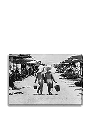 Photos.Com By Getty Images Beach Babies By Ian Tyas On Canvas