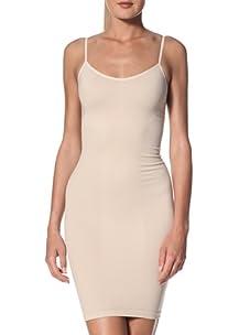 Cass Women's Cami Dress (Nude)