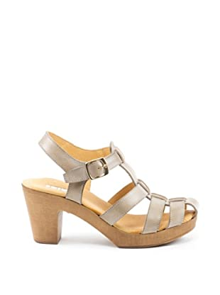 Misu Sandalette Star (Grau)