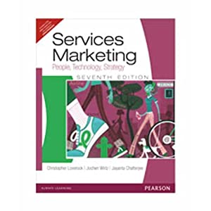 Services Marketing: People, Technology and Strategy 7th Edition