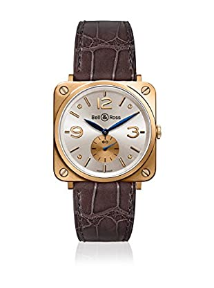 Bell and Ross Uhr mit Handaufzug Woman 39 mm