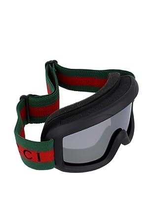 Gucci Unisex Skibrille GG 5004/C9ID schwarz