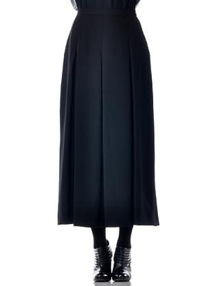 Eccentrica Falda Larga (Negro)