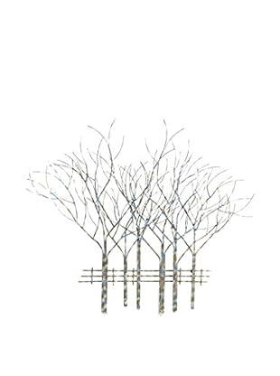 ECLECTIC COLLECTION Wanddeko braun