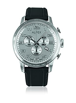 Alfex Reloj con movimiento cuarzo suizo Man Alfex 45 cm