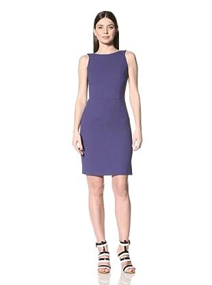 Derek Lam Women's V-Back Dress (Violet)