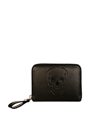 Davidelfín Cartera Small Wallet (Negro)