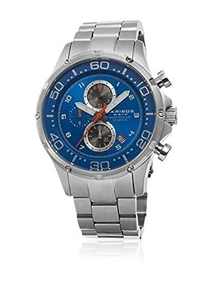 Akribos XXIV Reloj de cuarzo Man AK663BU 50 mm