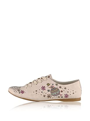 Dogo Oxford Psychedelic (Creme)