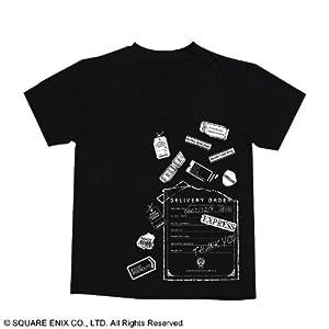 【クリックで詳細表示】FINAL FANTASY VII ADVENT CHILDREN オリジナルTシャツ -DELIVERY(デリバリー)- Men's M