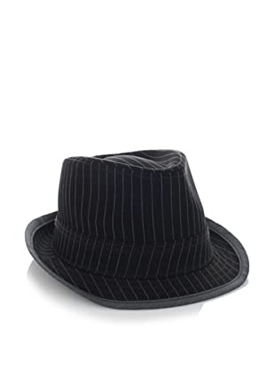 Goorin Brothers Men's Mr. Mercer Fedora (Black)