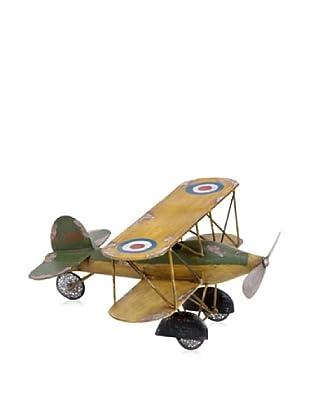 Old-Fashioned Plane
