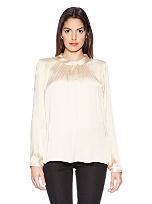 Selected Blusa Lavera (Beige)