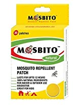 Mosbito Mosquito repellant -20 Patch
