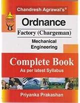 Ordnance Factory (Chargeman) Mechanical Engineering