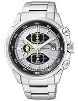 Citizen Analog Watch Silver-CA0130-58A