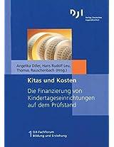 Kitas und Kosten: Die Finanzierung von Kindertageseinrichtungen auf dem Prüfstand (DJI - Fachforum Bildung und Erziehung)