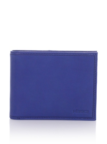 Hlaska Men's Collector Wallet (Blue)