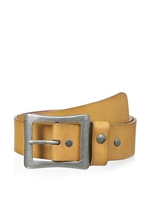 Original Penguin Men's Leather Belt (Tan)