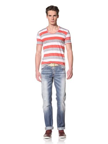 Antony Morato Men's Straight Leg Jeans (Unico)