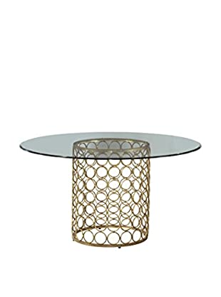 Bassett Mirror Company Carnaby Dining Table