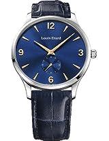 Louis Erard Analog Blue Dial Men Watch - 47217AA15.BEP03