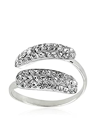 Chicstyle Ring silber/transparent