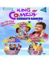 King of Comedy Siddharth Randeria Vol. 2 - 3 Gujarati Plays Value Pack